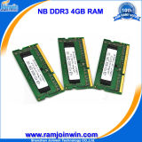 N.B. DDR3 4GB 1066/1333/1600MHz SODIMM RAM