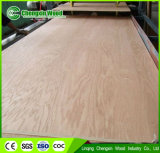 La mejor madera contrachapada del anuncio publicitario de Okoume de la madera contrachapada del precio 18m m