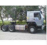 Vrachtwagen 371 van de Tractor HOWO de Groep van Dangote van de Vrachtwagen Towng in Nigeria