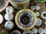 Гибкий графит & высокотемпературное спиральн набивка раны