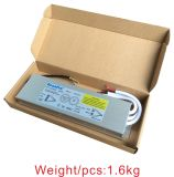 12 300W IP67 Тонкий высокой эффективности водонепроницаемый Светодиодный источник питания с CE TUV
