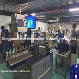 製造業者はプラスチックハードウェアのための標準外自動アセンブリ生産ラインをカスタマイズした