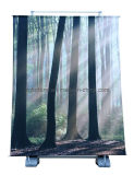 Ao ar livre um tipo tela da exposição (FB-P-5)