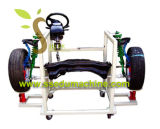 Modelo de ensino do equipamento educacional do equipamento de treinamento da injeção