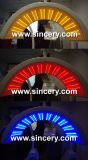 Terapia ligera roja del azul LED del profesional LED PDT/mascarilla roja del LED/acné de la luz roja