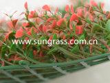 Decrative künstliches Wand-Gras für Innen- und im Freiendekoration (SUNW-MZ00009)