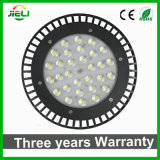 산업 점화 100W UFO LED 높은 만 빛