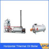 Horizontaler thermischer Öl-gasbeheiztdampfkessel