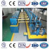Cadena de producción soldada tubo galvanizada acero del tubo de la máquina de la eficacia alta