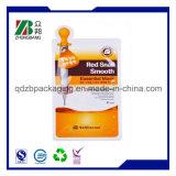 Plastikgesichtsschablonen-Beutel für kosmetischen Satz mit kundenspezifischem Firmenzeichen