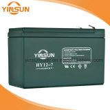 12V 7ah ZonneBatterij voor het Systeem van het Zonnepaneel