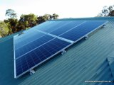 système de production de l'électricité 5kw solaire