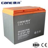 batterie de gel de système d'alimentation solaire de 12V 100ah