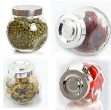 [50مل] [180مل] [380مل] [500مل] مرطبان زجاجيّة لأنّ عسل, سكّر نبات, طعام
