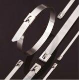 Bal-slot de Banden van de Kabel van het Roestvrij staal