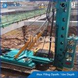 Impianto di perforazione idraulico basso originale dell'accatastamento TH-60 del CAT per i mucchi concreti