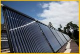 Colector solar de la agua caliente de la nueva presión del diseño 2016 (EN12975)