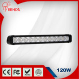 120W LED Light Bar per Agricultural Engineering Vehicles