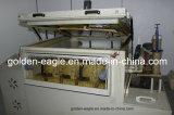 Máquina química cortando gravura a água-forte da foto do estêncil da venda quente
