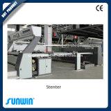 ゆがみのニットファブリックのためのファブリック熱の設定のStenter機械