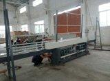 유리제 직선 테두리 닦는 기계