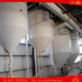 De Machine van de Raffinage van de Ruwe olie van de Machine van de Raffinage van de palmolie