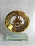 Reloj de escritorio de lujo de cristal K8079g del nuevo diseño