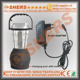 Перезаряжаемые свет 60 СИД солнечный для располагаться лагерем с USB (SH-1991A)