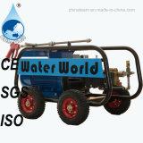 Líquido de limpeza de alta pressão que limpa equipamentos industriais