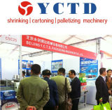Macchina ad alta velocità di pellicola d'imballaggio del PE delle acque in bottiglia (YCTD-YCBS130)