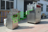 Fumador Machine de Fish Smokehouse Smokeoven da salsicha para Pork