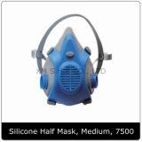 De masque de gaz de silicones demi (6102)