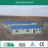 Africa Project No Profit! Prefabricated House for Mining Camp