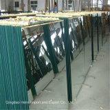 壁ミラーのためのアルミニウム明確なフロートガラスミラーの壁
