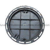 Tampa de câmara de visita Nodular do ferro de molde da alta qualidade para interno