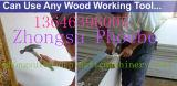 泡のボードの機械装置の皮を剥ぐ高出力PVC WPC