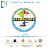 Fornecimento de Alta Qualidade de Emblema Personalizado de Metal no Preço de Fábrica (KD-107)