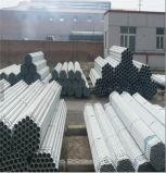 Строительные материалы гальванизировали вокруг стальной трубы/Pre-Гальванизированной стальной пробки