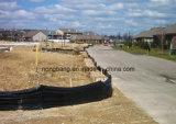 雑草防除の皿敷は、庭のための格子雑草防除を育てる