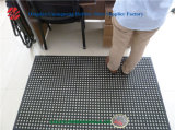Stuoia di gomma della pavimentazione antiscorrimento di NBR, pavimentazione di gomma esterna, pavimentazione di gomma resistente al fuoco