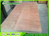 2017熱い販売の安い合板のパッキング使用法の合板の別の厚さの商業合板1220*2440*9mm Okoumeの合板