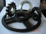 Qualitäts-Motorrad-Kettenrad/Gang/Kegelradgetriebe/Übertragungs-Welle/mechanisches Gear96