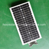 6-120W usine tout dans un réverbère solaire integrated du jardin DEL