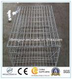 China galvanizou a cesta soldada de Gabion (a manufatura)
