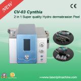 Hidro máquina facial profissional CV-03 do cuidado de pele de Dermabrasion