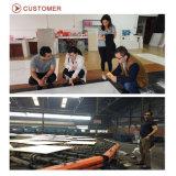 Schöner Hersteller-unterschiedlicher Größen-Typ der keramischen Fußboden-Fliese