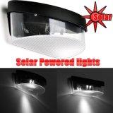 2 LED-billig neuer Entwurfs-Solarim freienwand-Lichter