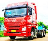 LKW des Traktor-460HP, Schleppseil-Pferden-LKW, FAW JH6 Schlussteil-Kopf