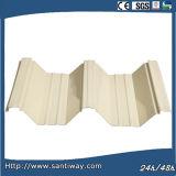 Farbe beschichtete Dach-Fliese-Export-Qualität