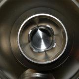 Válvula del CPM del grado de Laval Lafa Typesanitary del acero inoxidable
